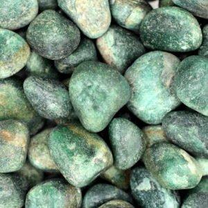 Dark Green Aventurine Tumblestone