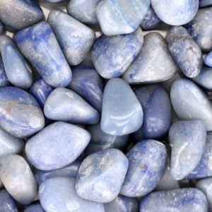 Blue Quartz Tumblestone