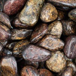 Bronzite Tumblestone